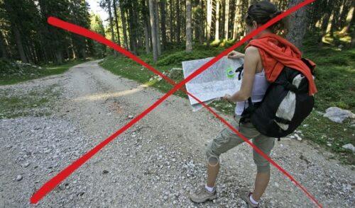 Artikelbild zu Artikel WD21-01 Orientierungswanderung 2021 im Odenwald
