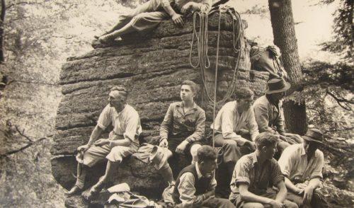 Artikelbild zu Artikel Geschichte des Bergsteigens