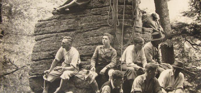 Geschichte des Bergsteigens