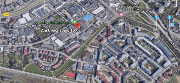 Anfahrt Ulrichsberg